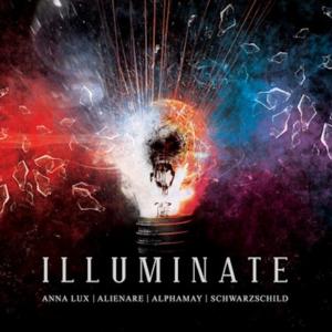 AnnA Lux, ALIENARE, Schwarzschild & Alphamay